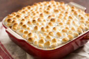 Thanksgiving Sweet Potato Casserole