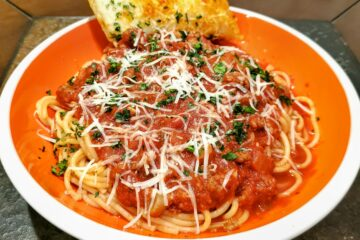 Family Favorite Spaghetti Sauce