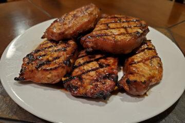 Best Marinade for Grilled Pork Chops